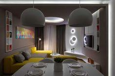 Denis Rakaev designs a contemporary apartment in Kiev - http://www.interiordesign2014.com/architecture/denis-rakaev-designs-a-contemporary-apartment-in-kiev/