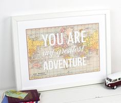World map poster adventure is out there map of world print you are my greatest adventure world map poster by oflifeandlemons gumiabroncs Image collections