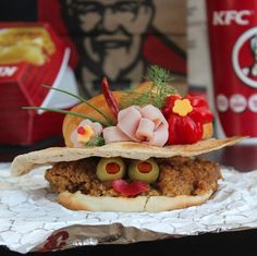 """""""The Kentucky Fried Chicken Derby"""" 
