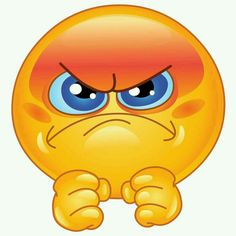 Irritated Smiley - PNG image with transparent background Smiley Emoji, Angry Smiley, Smiley Emoticon, Angry Emoji, Love Smiley, Emoticon Faces, Funny Emoji Faces, Funny Emoticons, Emoji Love