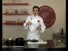 Recette de filets mignon de porc gratin de blettes au lard paysan