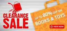 Upto 80% offer on Books and Toys Online UAE  - Aido