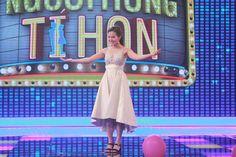 Phương Trinh Jolie lần đầu dẫn dắt Người hùng tí hon mùa 3