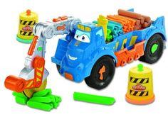 Play-Doh máquina súper serradora por 16,38 €  Crea y moldea tus #piezas de construcción, señales y todo lo que puedas imaginar #para después partirlo con la #súper serradora de este divertido #camión.   #chollos #compras #ofertas #regalos