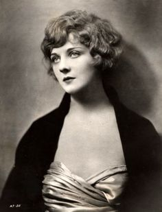 Silent Film Star Alice Terry, 1920s