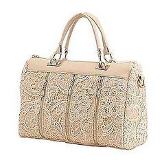 DLH ® 2014 new simple and elegant crocodile Shoulder Bag Handbag JF-3021 - EUR € 6.99