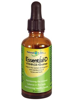 Essential-D    Essential-D nanoemulsion was developed for individuals suffering from Vitamin D deficiency caused by lack of sunlight exposure or inadequate diet.    Price: $26.00