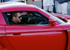 Porsche blames it on Paul Walker