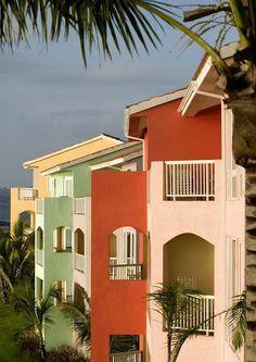 ❀༺♥༻puerto rico colors