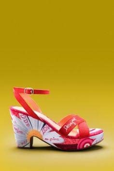 Desigual women s Bloque Maza sandals with a 9 cm 3.5. little girl · Shoe  Porn ccda1e77135b