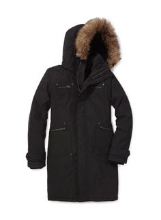TNA VERBIER PARKA - Designed to deliver weather protection in a sleek, streamlined silhouette Canada Goose Jackets, Parka, I Shop, What To Wear, Active Wear, Winter Jackets, Weather, Silhouette, Coats