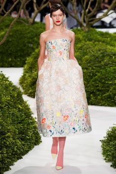 Christian Dior Spring 2013 Couture Collection - Fashion on TheCut