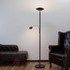 Lampadaire  éclairage indirect LED Yohann