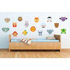 Animalutze (pachet) : Stickere Colorate ★ - ★ Stickere Decorative ★ Tabouri Canvas ★ Home and Deco