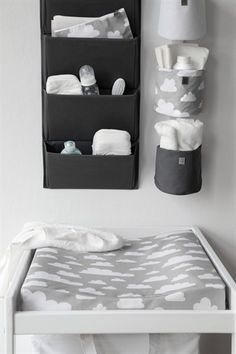 The Only Girl in the House Internet-Tagebuch gives great interiors inspiration for grey nursery, gray nursery, baby room, baby bedroom, kids bedroom. grey changing table with Farg Form scandi change mat. Baby Bedroom, Baby Boy Rooms, Baby Room Decor, Baby Boy Nurseries, Nursery Room, Nursery Gray, Room Baby, Bedroom Kids, Nursery Colours