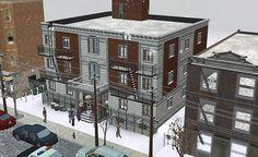 2802 Courtland Road (New York Tenement)