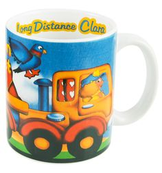 Pigeon Street Long Distance Clara Mug #TSVDAYCOMP