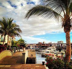 Puerto de Mogan - eller lille Venedig. Hvilken smuk perle. Du kan læse mere her: www.apollorejser.dk/rejser/europa/spanien/de-kanariske-oer/gran-canaria