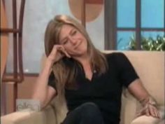 F.R.I.E.N.D.S. remembering their lines on Ellen...sooo funny. cant believe ive never seen this!!.