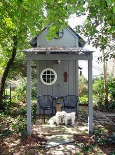 pictures of cute garden sheds | garden sheds / another cute potting shed
