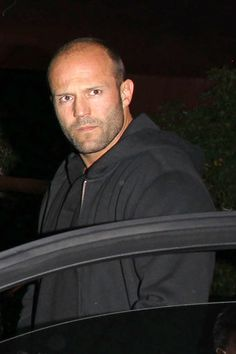 Jason Statham Photos: Jason Statham and Rosie Huntington-Whiteley at Matsuhisa 2