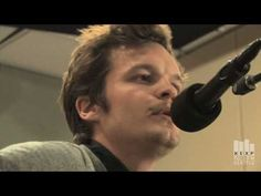 The Tallest Man On Earth - Where Do My Bluebird Fly (Live on KEXP)    One of the most perfect songs I've ever heard.