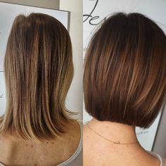 Brown hair changes Trends, Brown Hair, Long Hair Styles, Beauty, Shaving Machine, Barbershop, Hairdressers, Dressmaking, Shaving