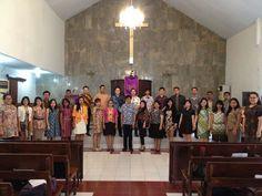 Vox Glorify Choir at GPIB Penabur Jakarta