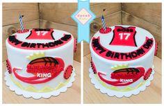 Team Barangay Ginebra cake