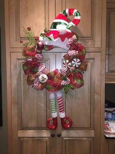 Elf wreath