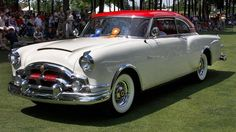 1953 Packard Balboa-X...Brought to you by #HouseofInsurance in #EugeneOregon