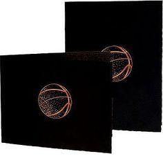 Basketball 4x6 Event Photo Folders (25)