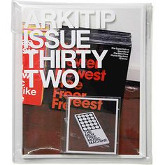 Arkitip 32, Experimental Jetset by Arkitip. I found this on shop.visualjunkie.no