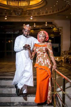 Amina & Nas's pre-wedding | Mofe Bamuyiwa Photography