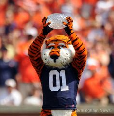 AUsome!!!  #Aubie     For Awesome Sports Stories and Audio Podcast, Visit our Blog at www.RollTideWarEagle.com