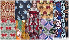 Spring Summer 2016 Graphics Trends from Fashion Snoops Trends 2015 2016, Summer 2016 Trends, 2015 Fashion Trends, Spring Summer 2016, Trend Forecasting, Fashion Forecasting, Fashion Snoops, Color Patterns, Print Patterns