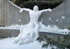 Sexy #snowman #snowfun med www.Gvibes.dk #snemand