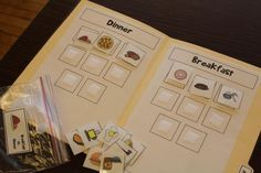 File Folder Activities for Advanced Sorting for Special Education   The Autism Helper
