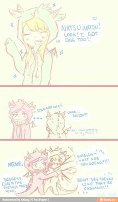 Fairy Tail Nalu, Fairy Tail Ships, Fairy Tail Funny, Fairy Tail Natsu And Lucy, Fairy Tail Love, Cute Fairy, Fairytail, Gruvia, Me Anime