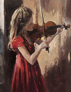 El Señor da su amistad a los que lo temen y les hace conocer su alianza. Sweet Music--Sheree Valentine Daines