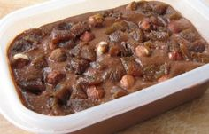 RAW FOOD RECIPE: CACAO, HAZELNUT & BANANA BLISS