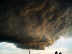 South Dakota supercell, 2005
