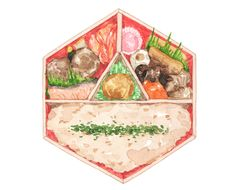 A Guide to Train Bento Boxes on Behance