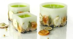 Homemade Candle Tips
