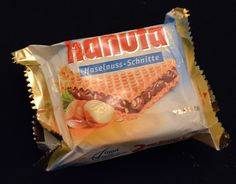 Ferrero Hanuta, they are delicious. Check this website out they have all kind of snacks from different country.