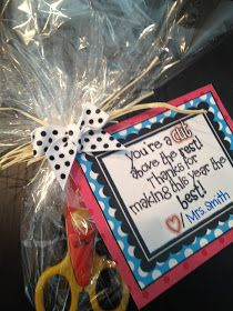 What the Teacher Wants!: Parent Volunteer Gifts