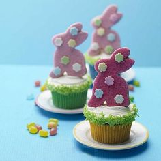 Easter recipes: How to make Easter Bunny Cookie Cupcakes