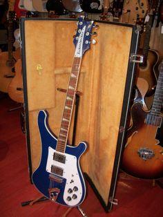 Rickenbacker 481 Rickenbacker Guitar, Rare Guitars, Beautiful Guitars, Toot, Cool Guitar, Percussion, Music Stuff, Acoustic Guitar, Musical Instruments