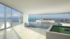Porsche Design Tower Penthouses Now for sale