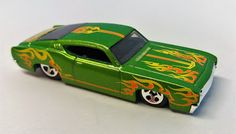Ultimate Hot Wheels : '69 Ford Torino Talladega